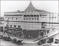 The Alexandria Theater, 1927